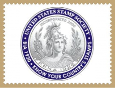 US Stamp Society Logo